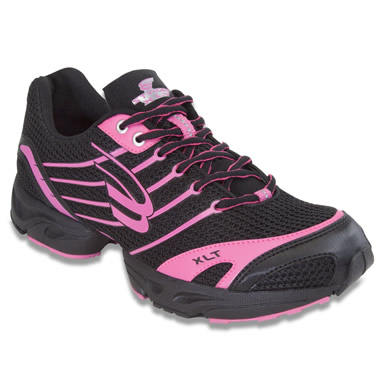 The Lady's Spring Loaded Racing Shoes.