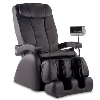 The Music Synching Massage Chair.