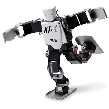 The Advanced Acrobatic Robot