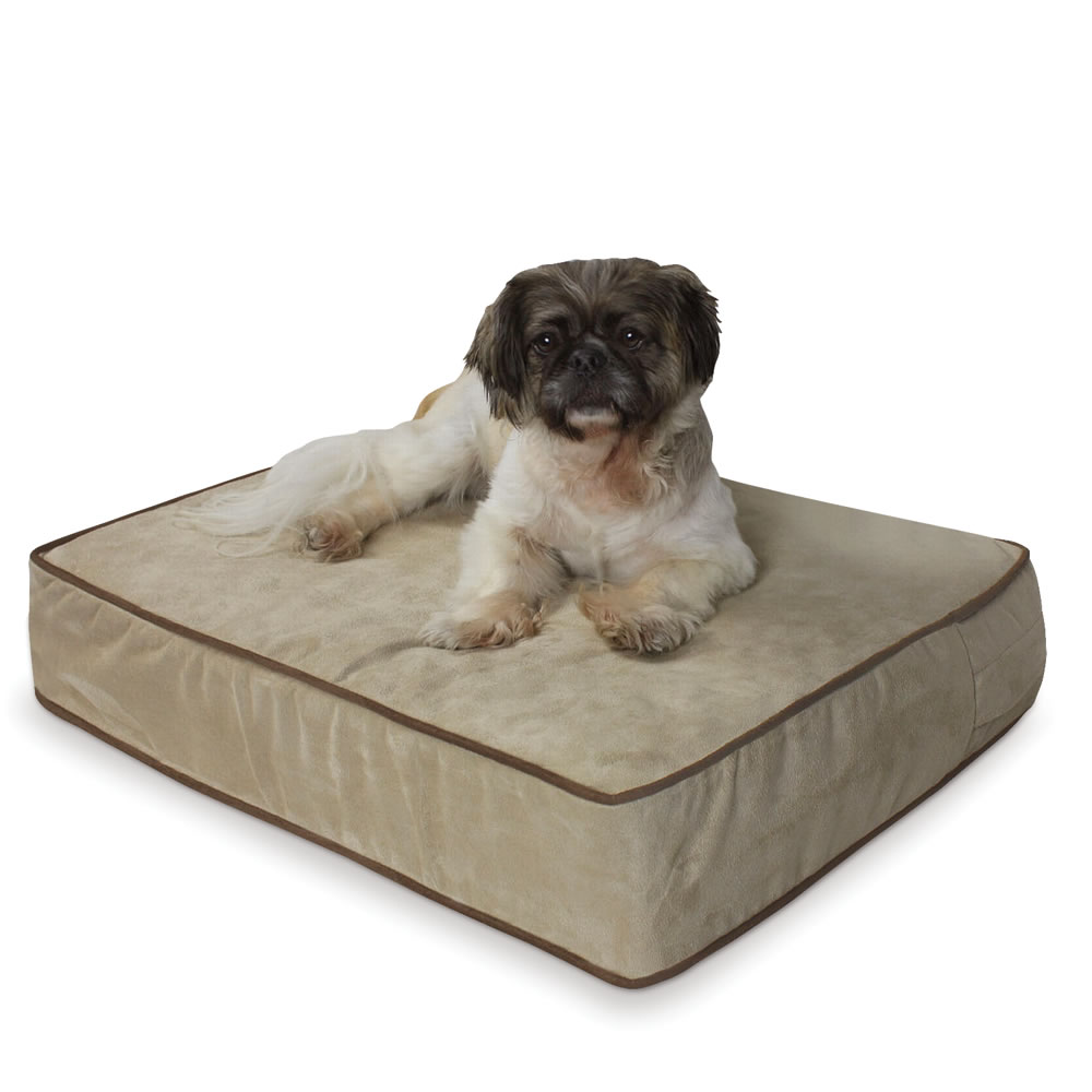 The Temperature Regulating Pet Bed1