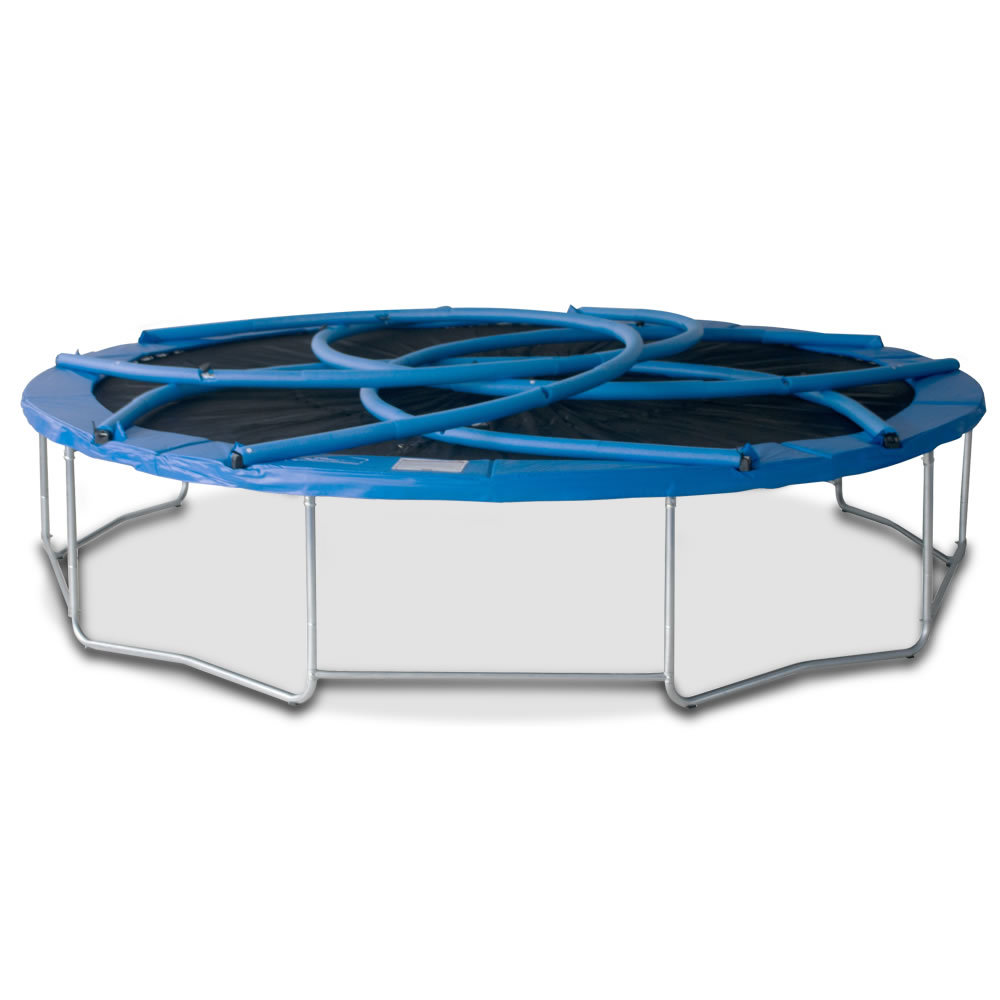 The Only Stabilizing Trampoline 2