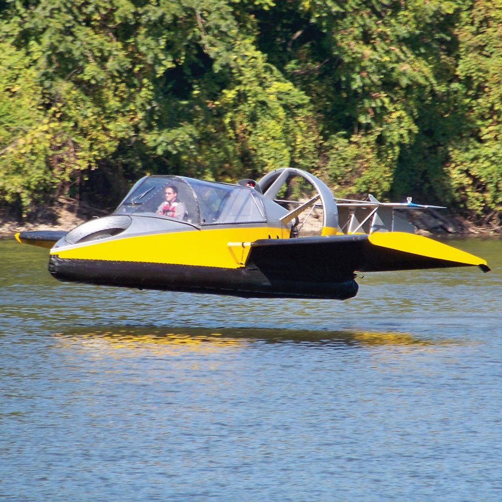 The Flying Hovercraft 2