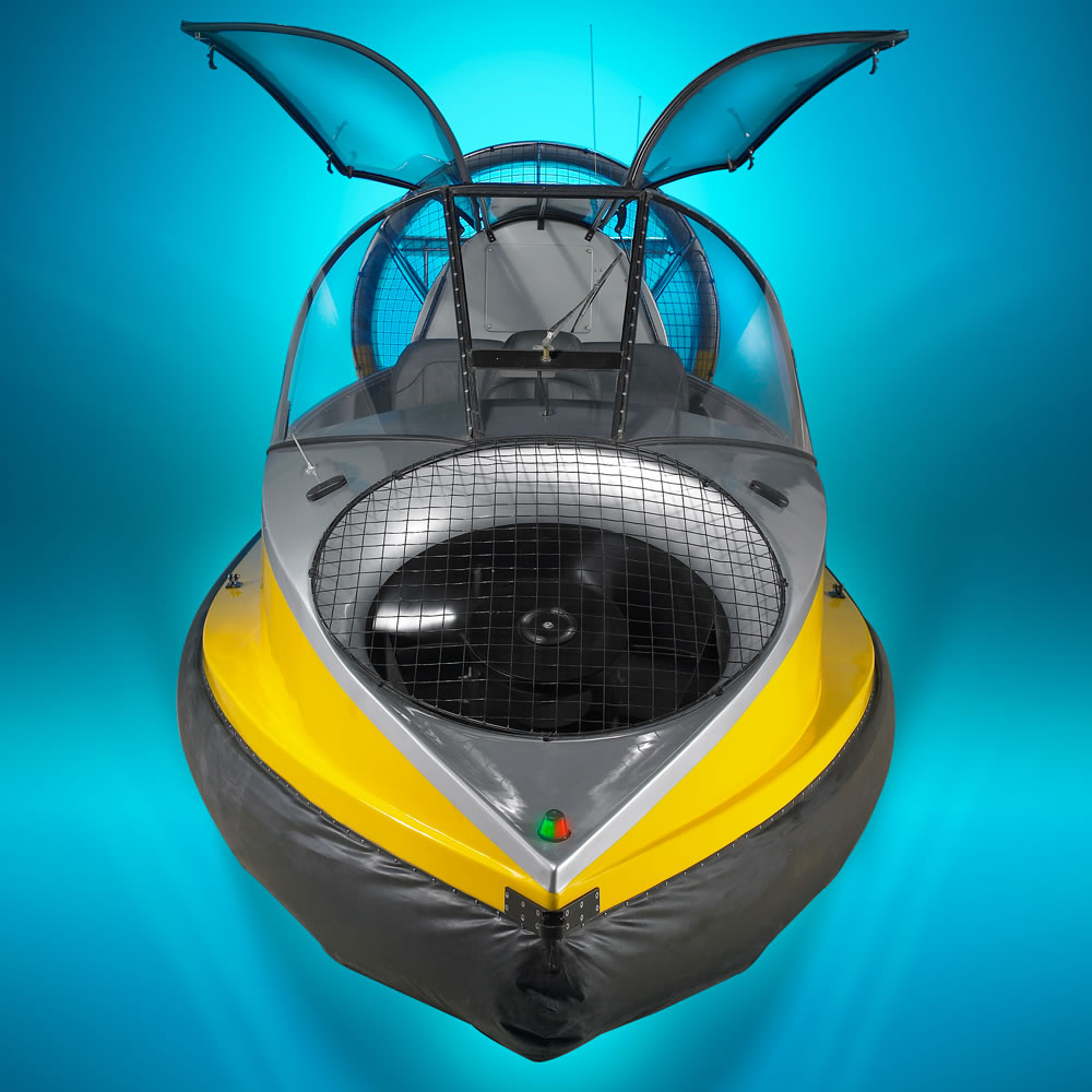 The Flying Hovercraft 4