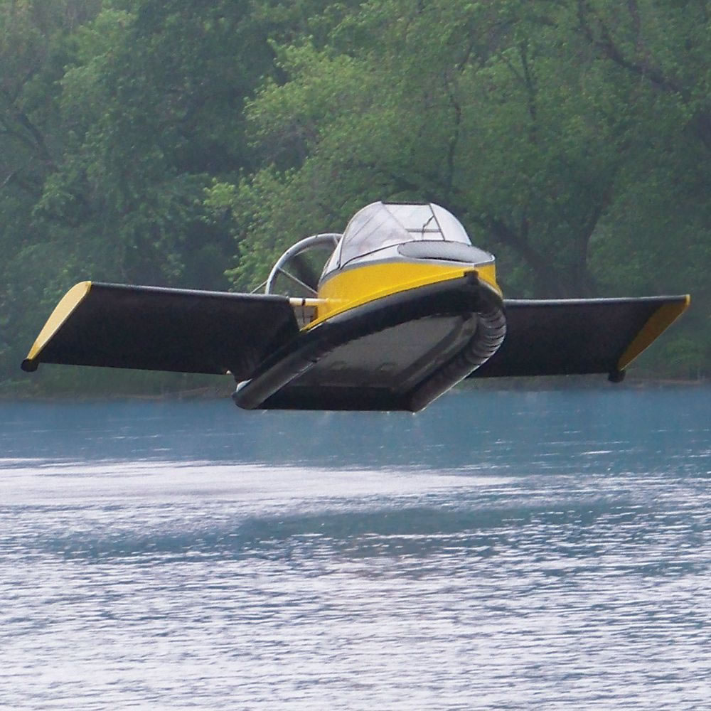 The Flying Hovercraft 1