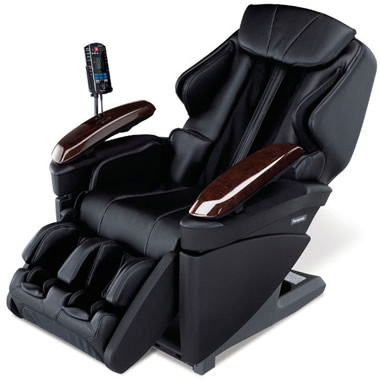 The Invigorating Touch Full Body Massage Chair.