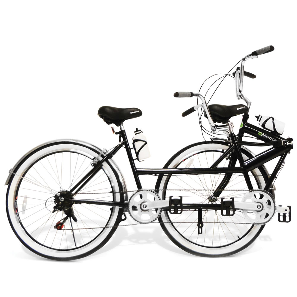 The Folding Tandem Bicycle 4