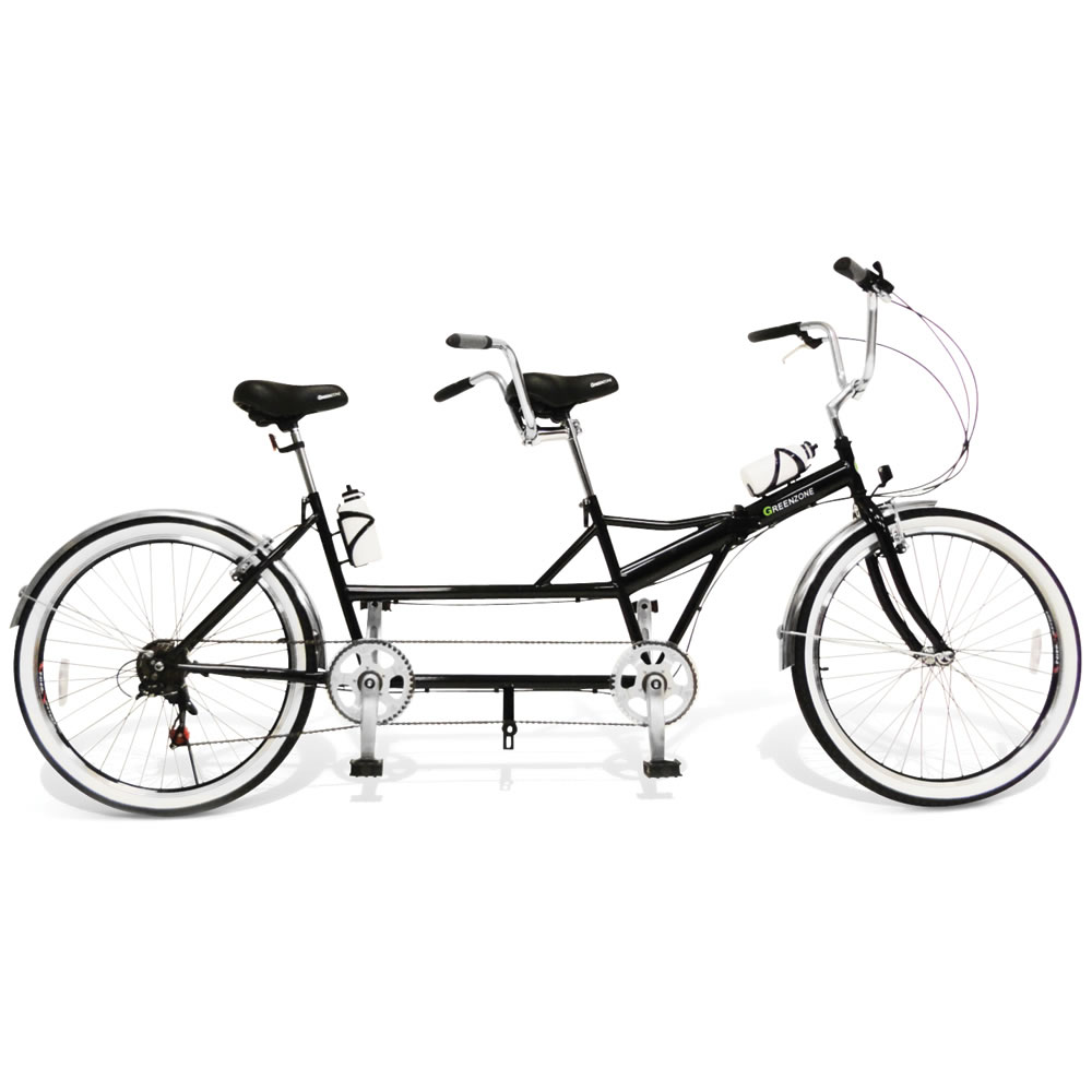 The Folding Tandem Bicycle 3