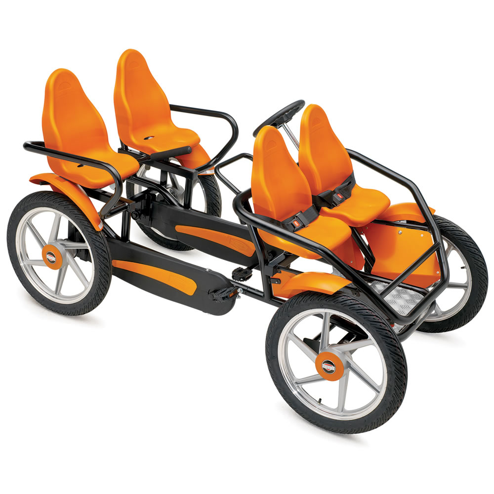 The Touring Quadracycle 3