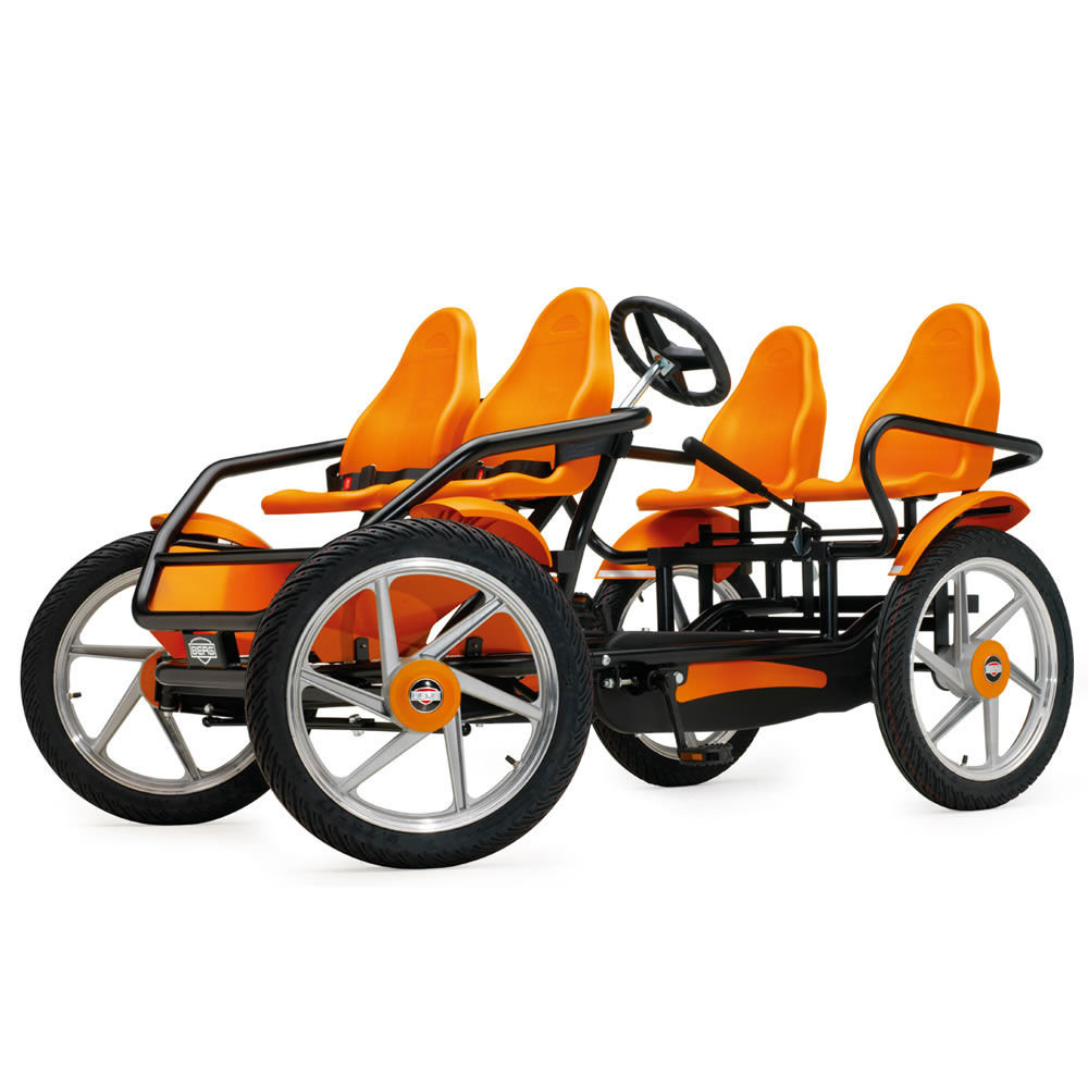 The Touring Quadracycle 4