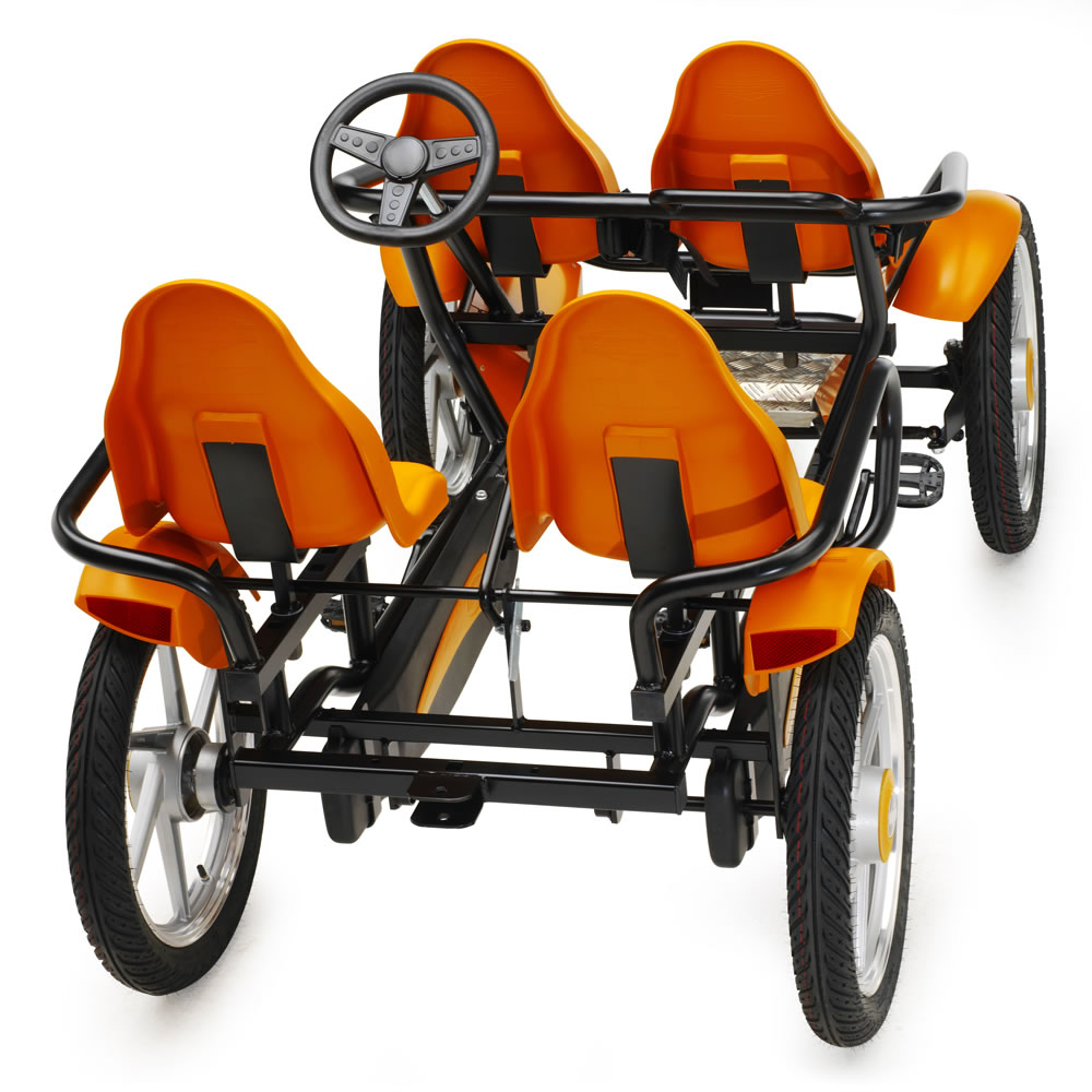 The Touring Quadracycle 5