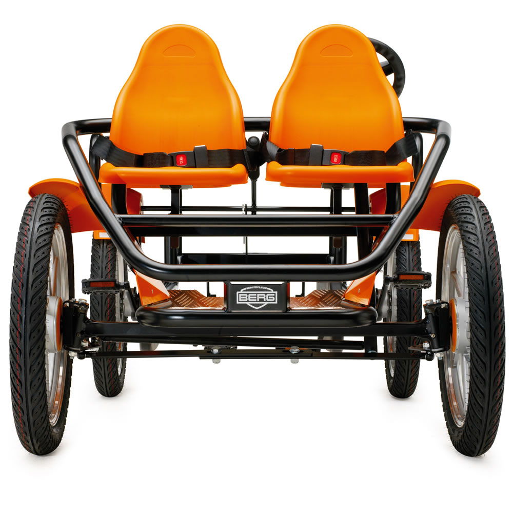 The Touring Quadracycle 6