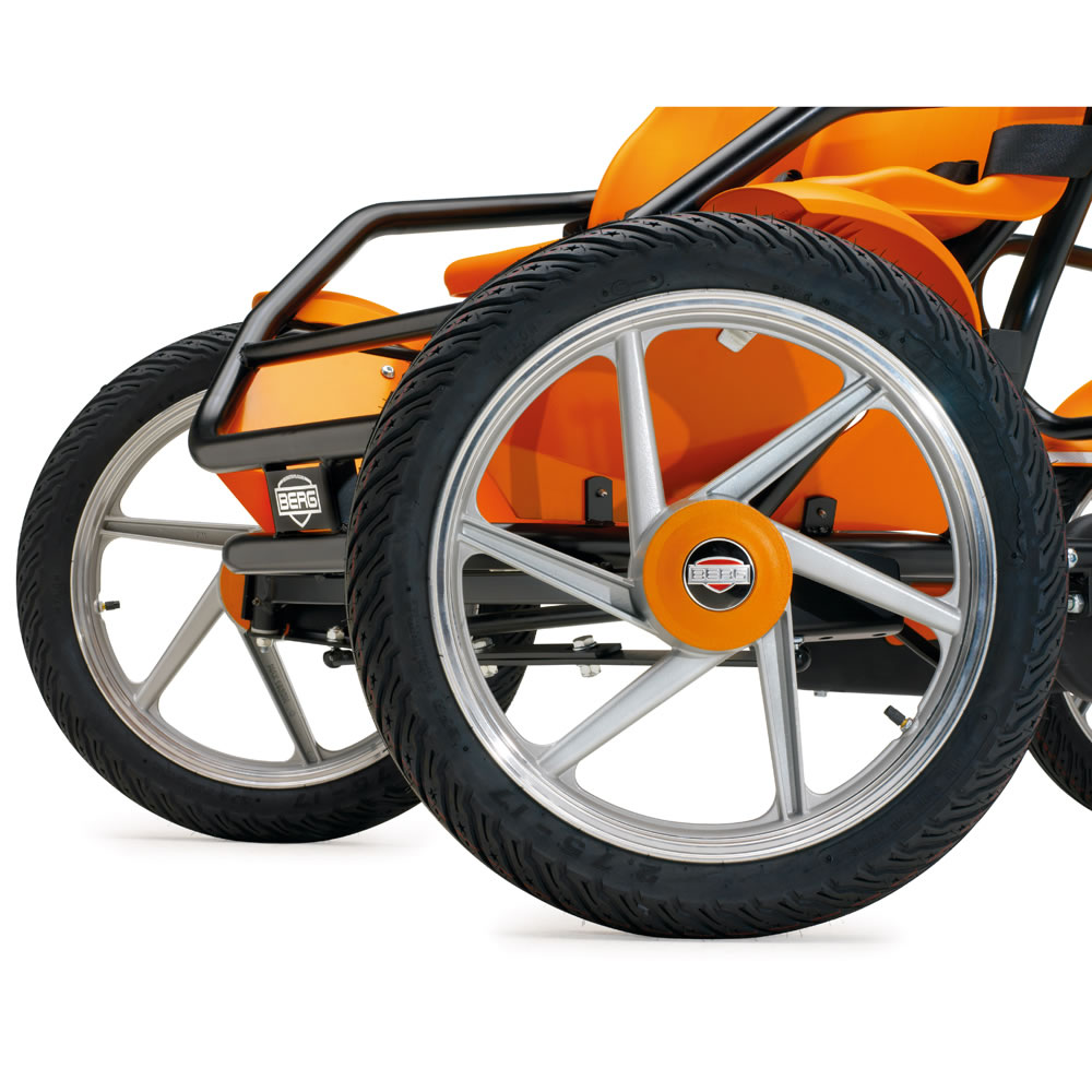 The Touring Quadracycle 7