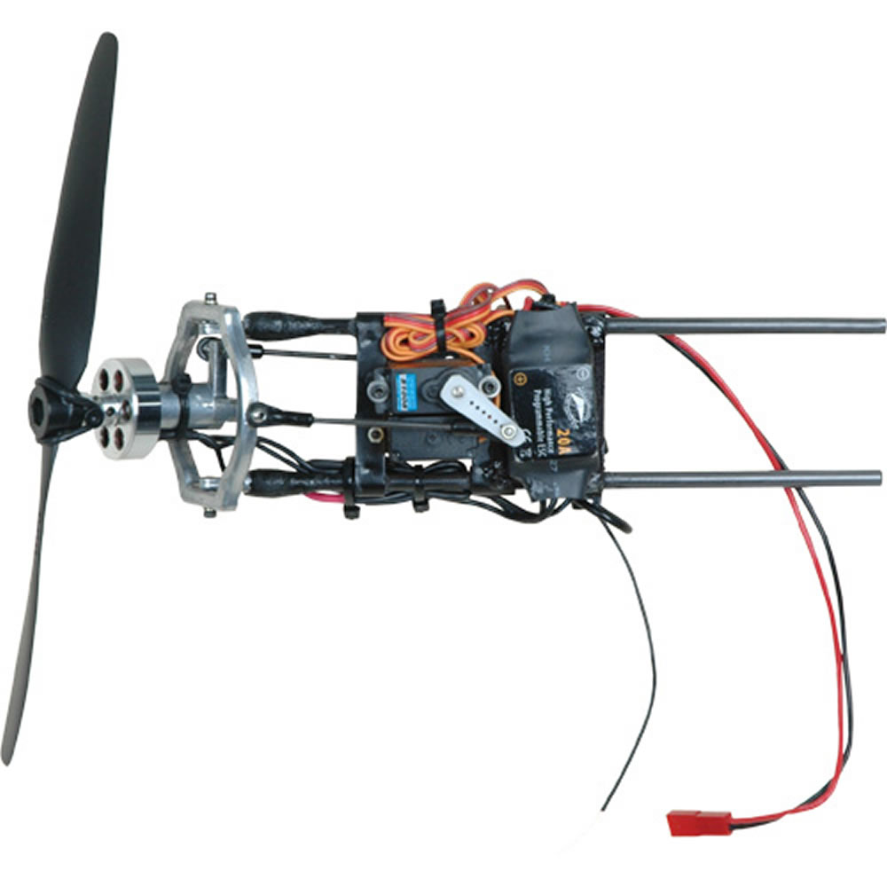 The Motorized Stunt Kite 3