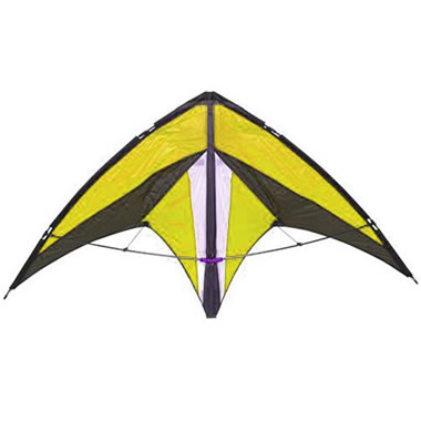 The Motorized Stunt Kite.
