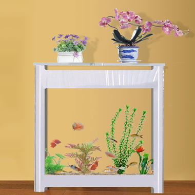 The Minimal Maintenance Aquarium