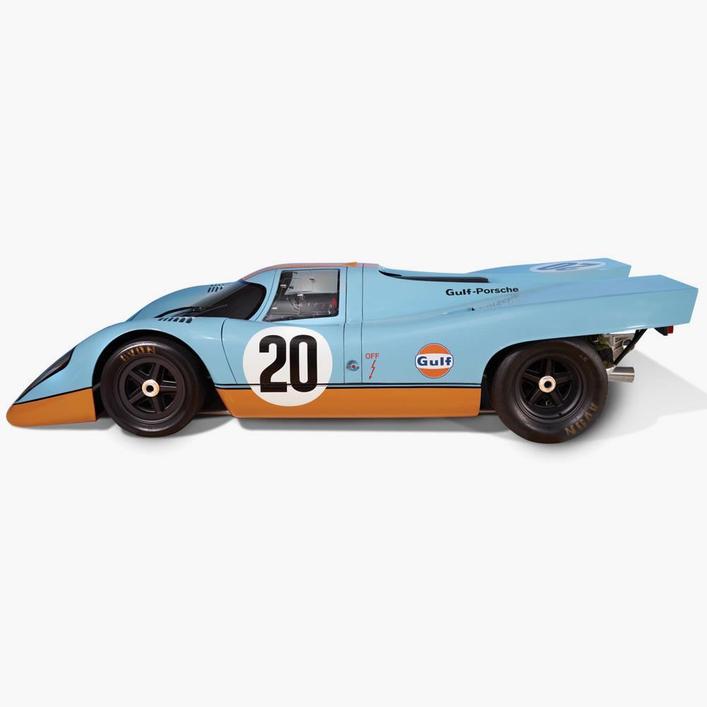 The Porsche 917 Le Mans Raceway 1