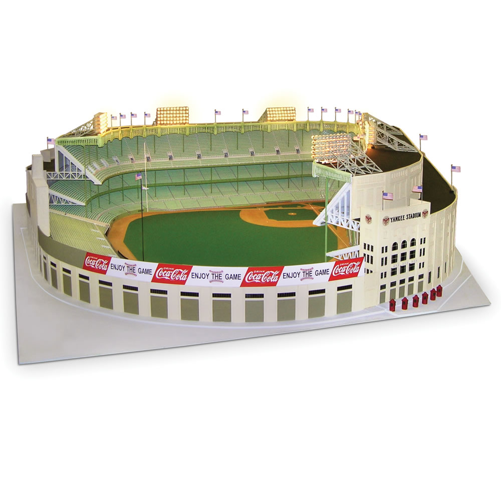 The Museum Quality 1/8 Scale 1961 Yankee Stadium 2