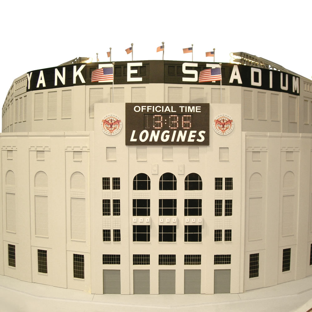 The Museum Quality 1/8 Scale 1961 Yankee Stadium 4