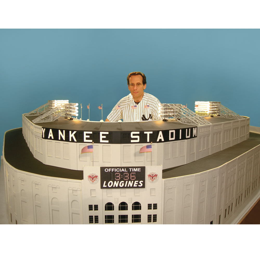 The Museum Quality 1/8 Scale 1961 Yankee Stadium 6