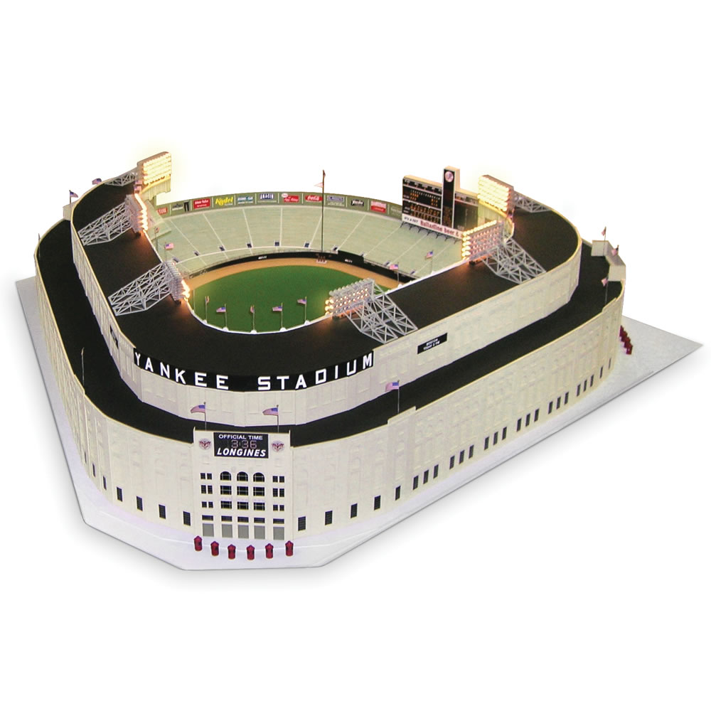 The Museum Quality 1/8 Scale 1961 Yankee Stadium 1