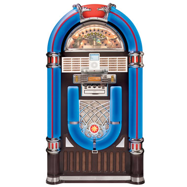 The iPod Jukebox.