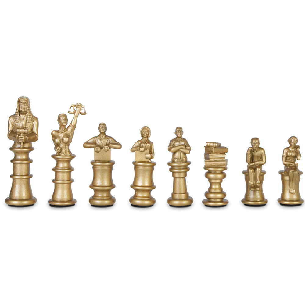 The Barrister's Chess Set 2