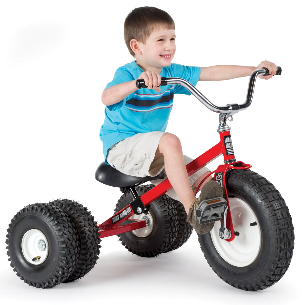 The All Terrain Dually Tricycle1