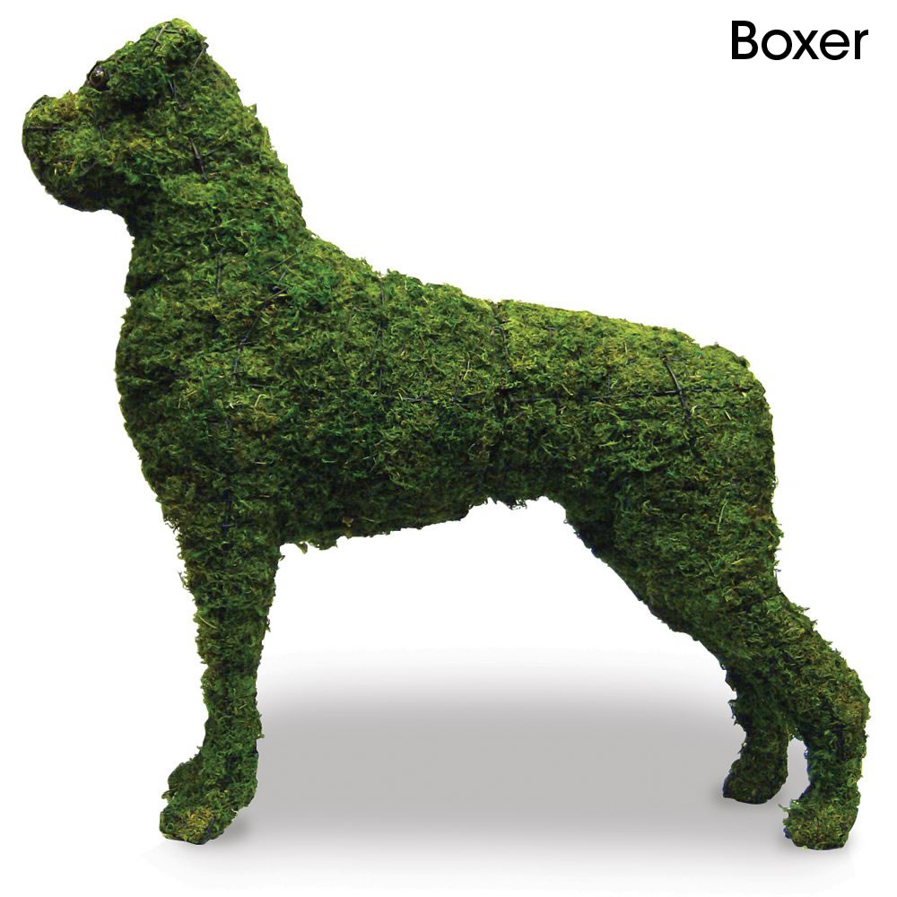 The Canine Garden Topiaries 2