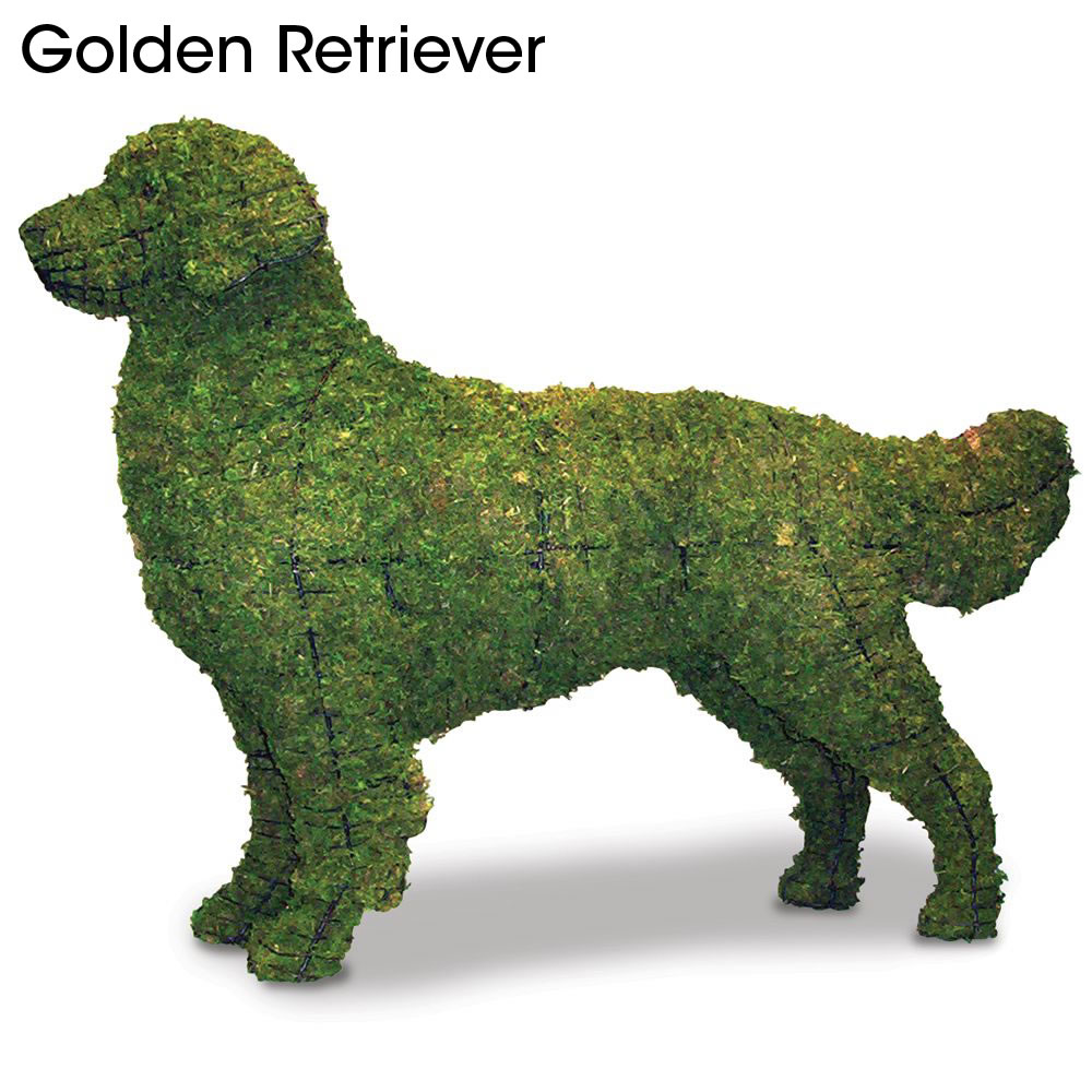 The Canine Garden Topiaries 4