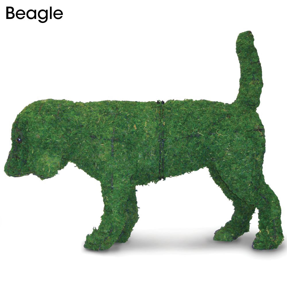The Canine Garden Topiaries 6