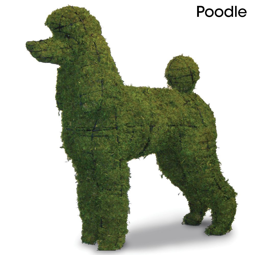 The Canine Garden Topiaries 9
