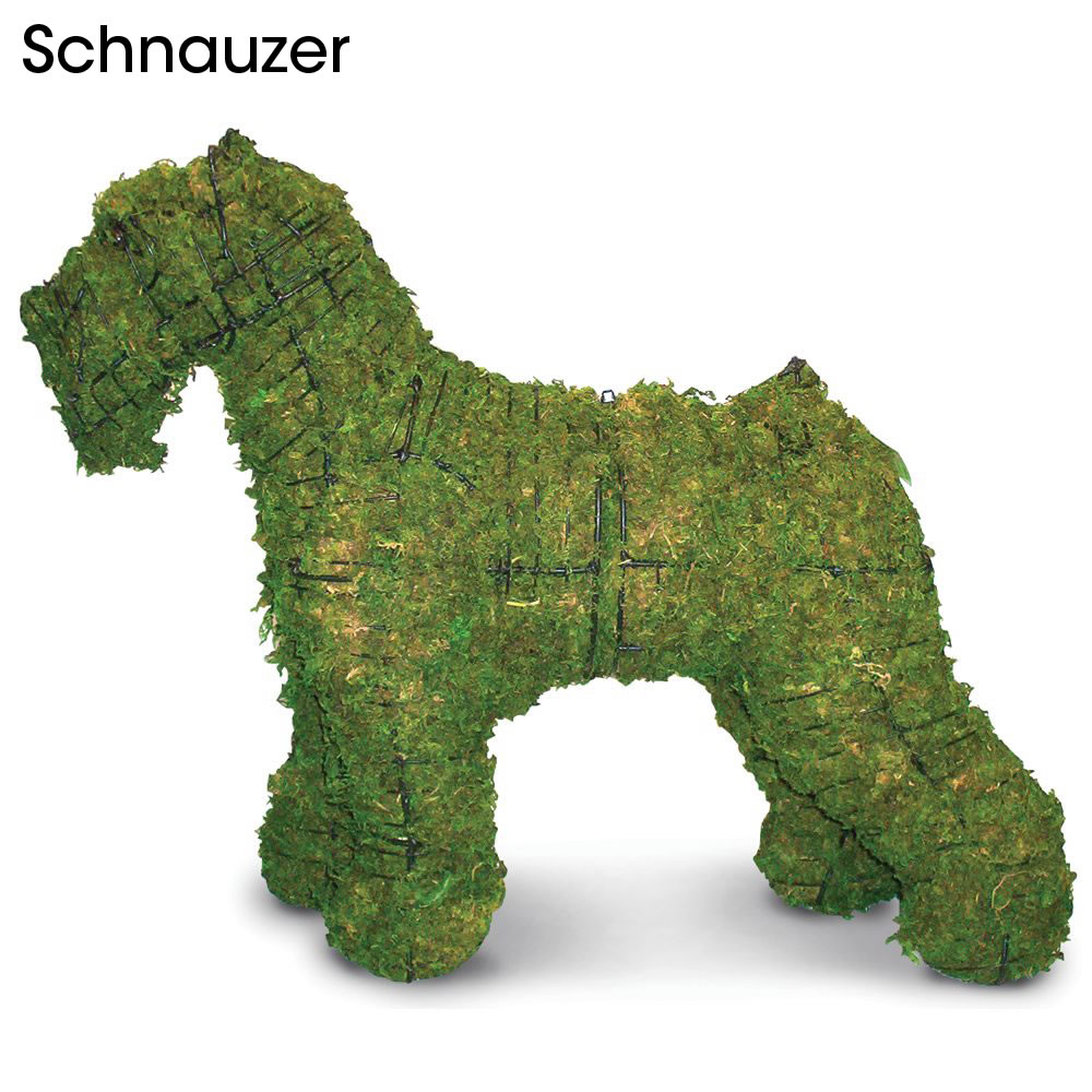 The Canine Garden Topiaries10