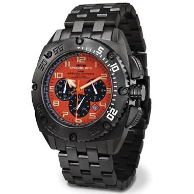 The Special Forces Chronograph.