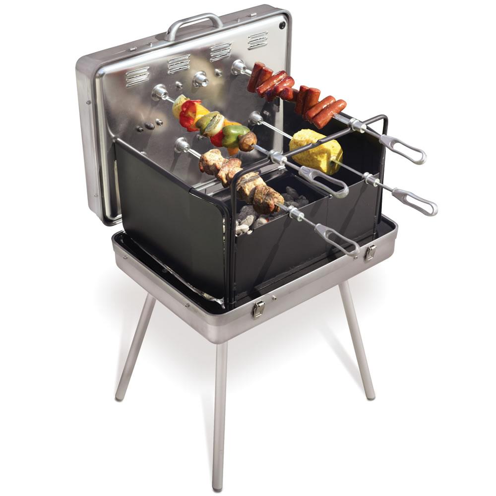 The Brazilian Barbecue Briefcase 1