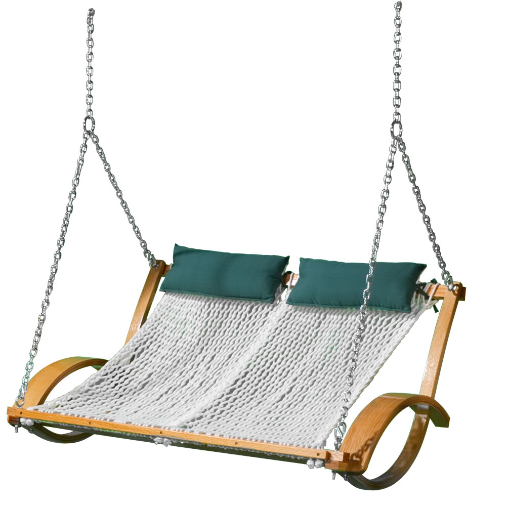 The Pawleys Island Hammock Swing 1