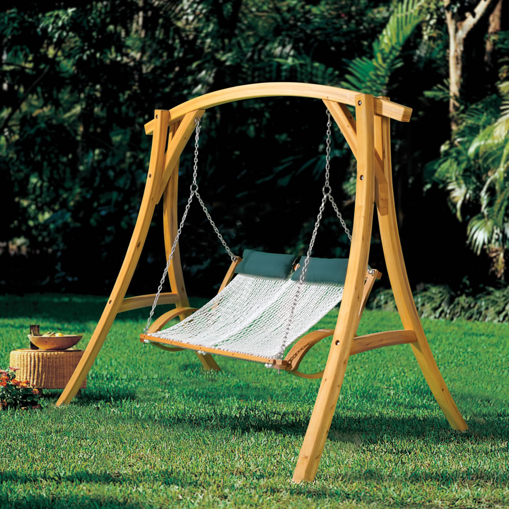The Pawleys Island Hammock Swing 2