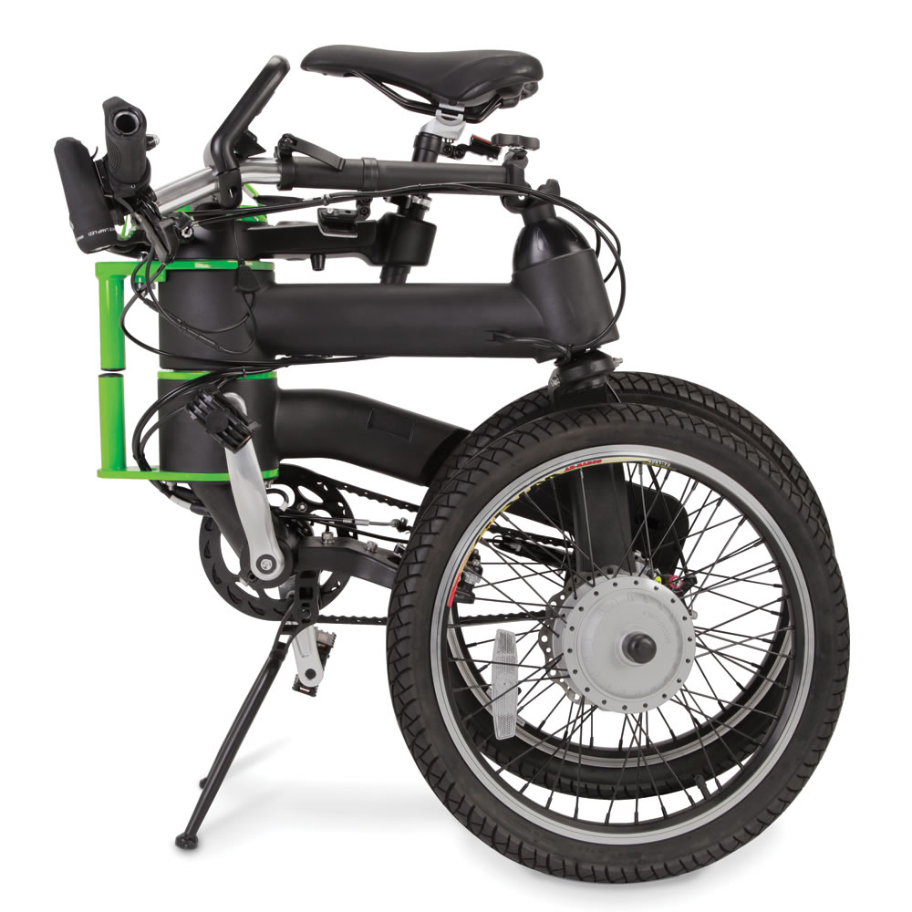 The Folding Electric Bicycle 2
