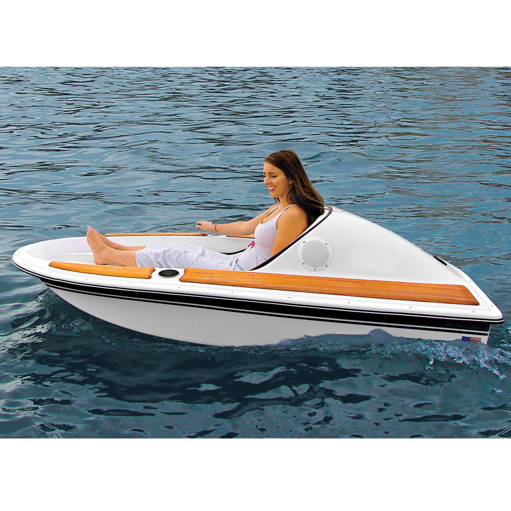 The One-Person Electric Watercraft 2