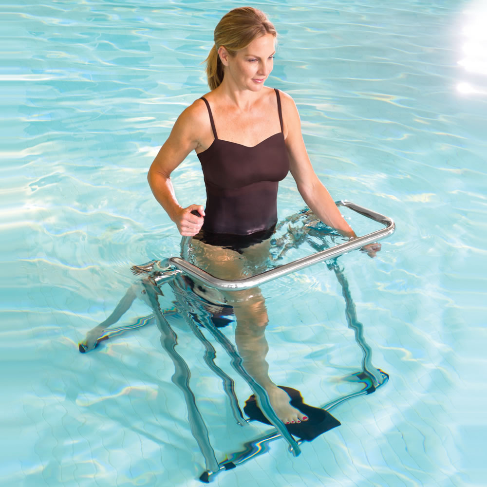 The In Pool Exercise Glider 1