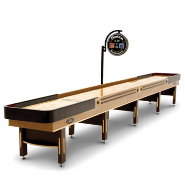The Professional Shuffleboard