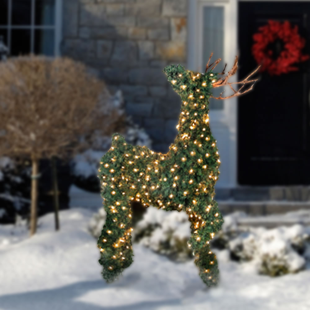 Watch More Like Reindeer Topiary