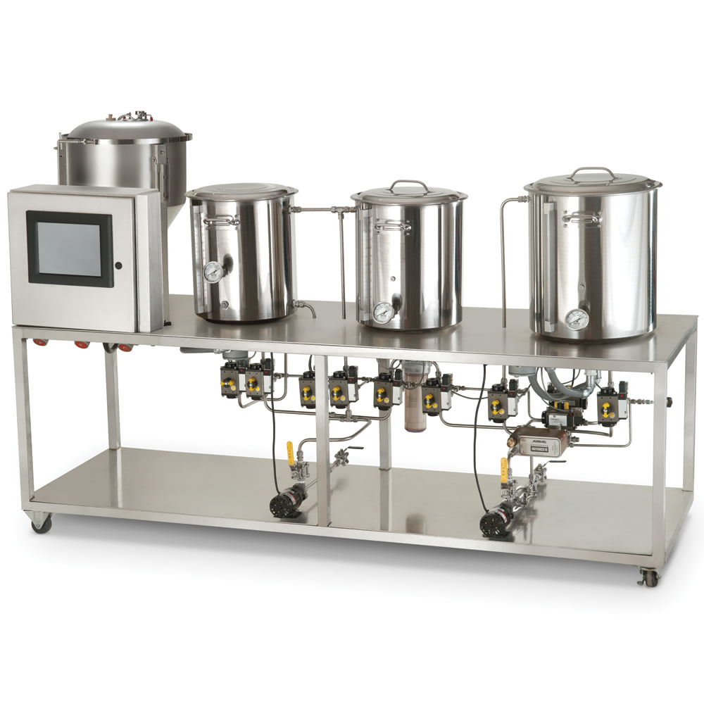 The Professional Microbrewery 1