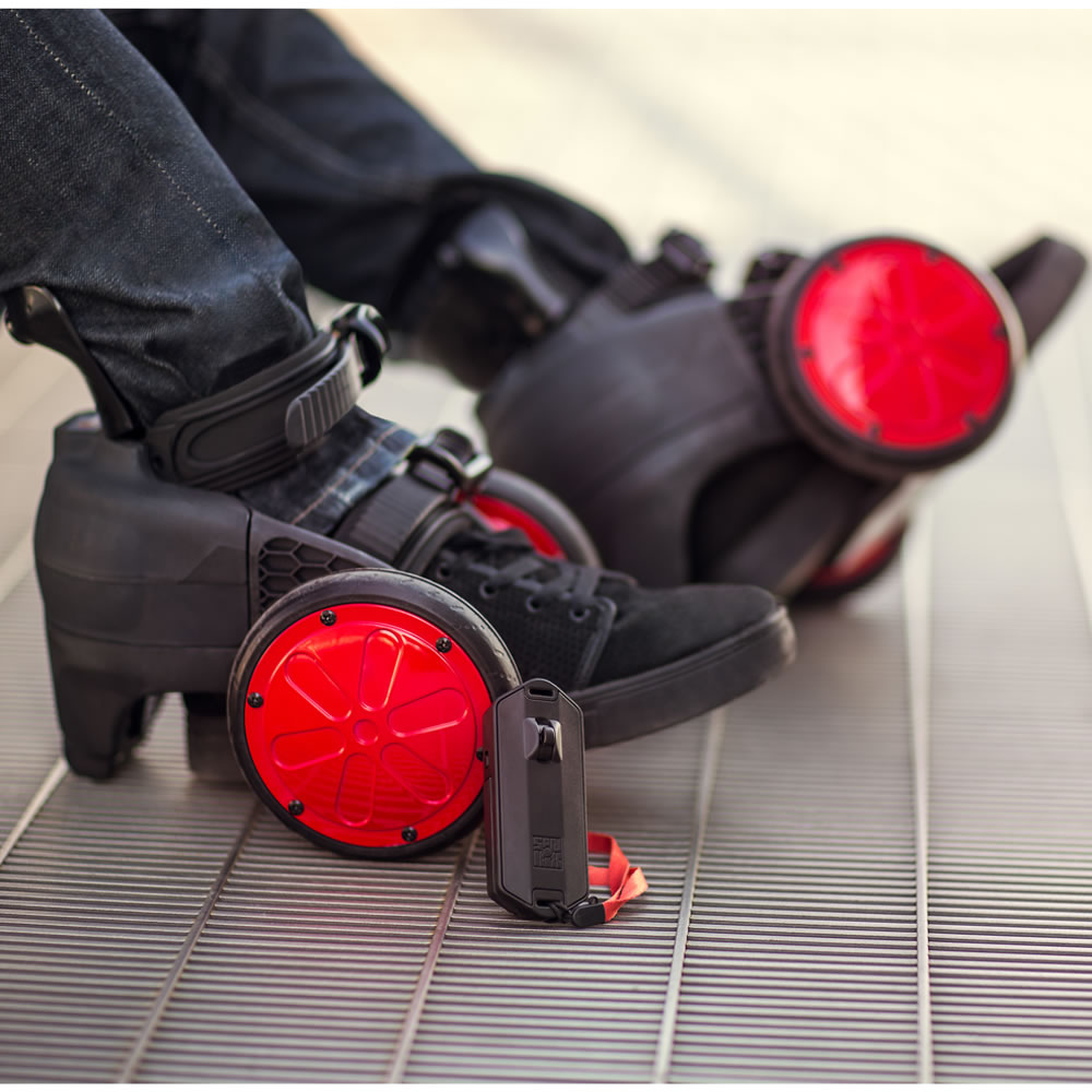 The Electric Skates 1