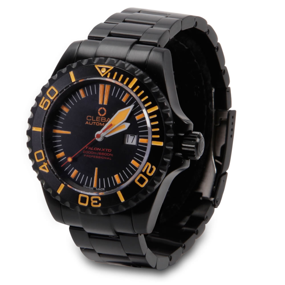 The Midnight Zone Diver's Watch 1