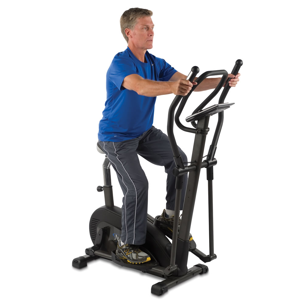 The Standing or Seated Elliptical Machine 2