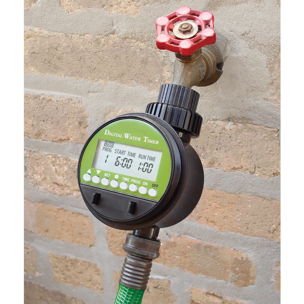 The Digital Water Timer1