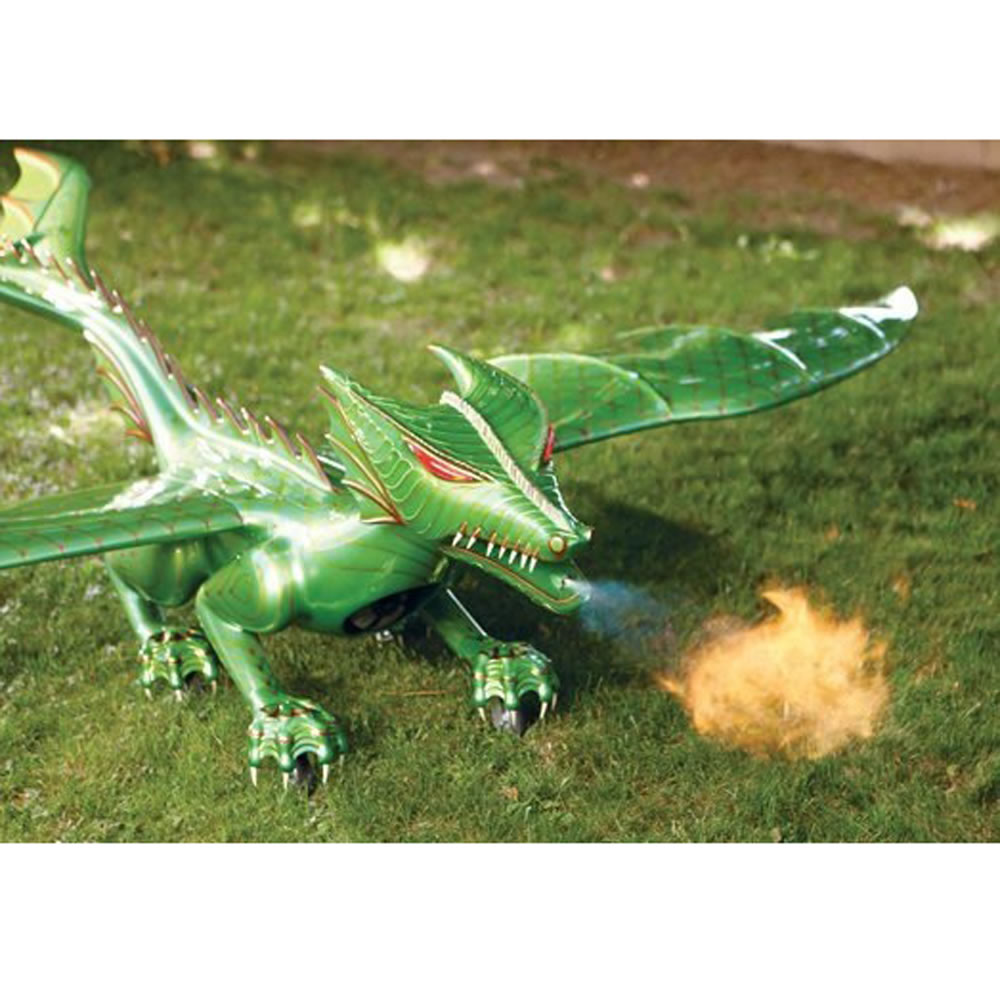 The Flying Fire Breathing Dragon 2