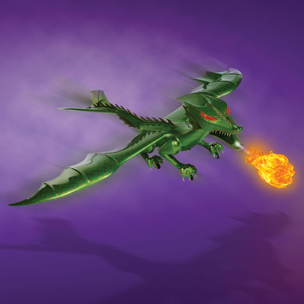 The Flying Fire Breathing Dragon3