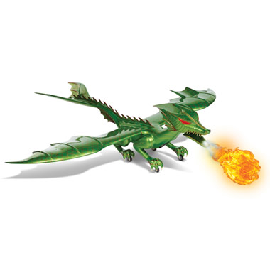 The Flying Fire Breathing Dragon.