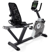The Only iPad Integrating Recumbent Bicycle.